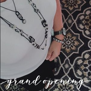 Grand Opening necklace set by Premier Designs